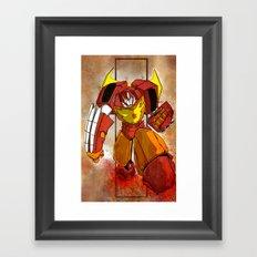 Rodimus Framed Art Print