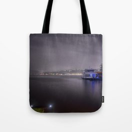 The Still of the Water Tote Bag