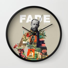 Fade No More Wall Clock