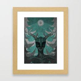 Capreolus Framed Art Print