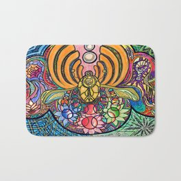 Colorstorm Bath Mat