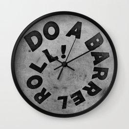 STARFOX - DO A BARREL ROLL! Wall Clock