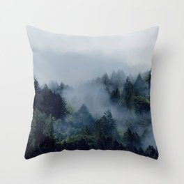 End in fire Throw Pillow