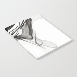 Smoky Noir Notebook