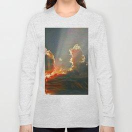 Sunset on islands Long Sleeve T-shirt