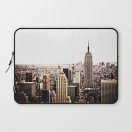 New York City Skyline Laptop Sleeve