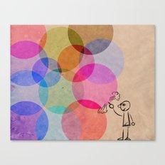 Pop!! Canvas Print
