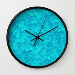 Why Is the Sky Blue? Wall Clock