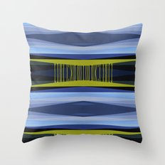 Highwayscape2 Throw Pillow