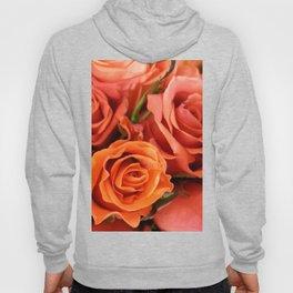Peach Rose 3 Hoody