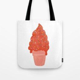 ice cream sprinkles Tote Bag