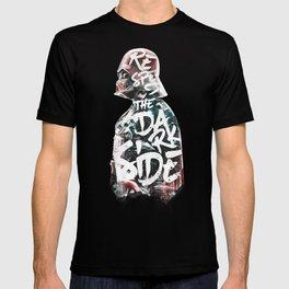 Respect the Dark Side Vader T-shirt