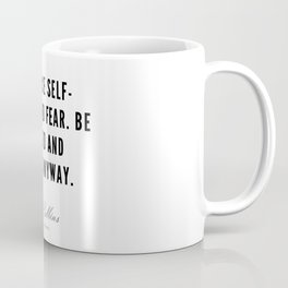 41   | Mel Robbins Quotes | 190802 Coffee Mug