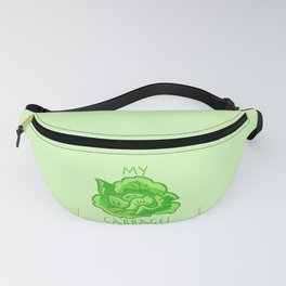my cabbages! Fanny Pack