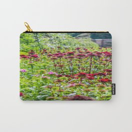 The Lost Gardens of Heligan - Sweet Williams in The Walled garden Carry-All Pouch