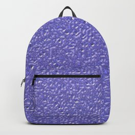 Etched Metal Backpack