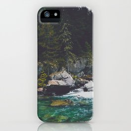 A Place Within Yourself iPhone Case