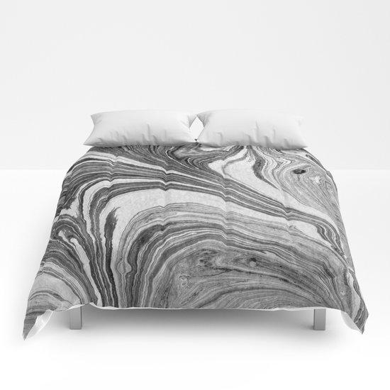 marbling 07 Comforters