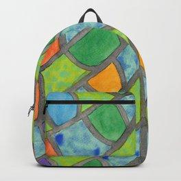 Butterfly Wing Pattern Backpack