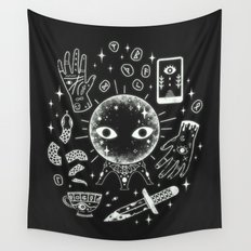 I See Your Future: Glow Wall Tapestry