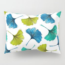 Ginkgo Flush Pillow Sham