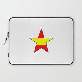 Flag of spain 12-spain,espana, spanish,plus ultra,espanol,Castellano,Madrid,Barcelona Laptop Sleeve