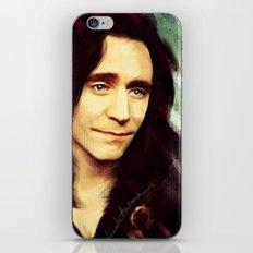 Loki - doodle iPhone & iPod Skin
