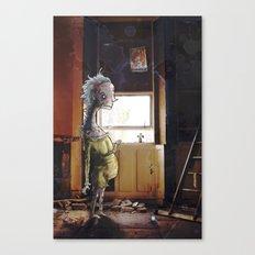 Asylum Canvas Print