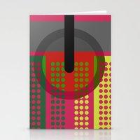dj Stationery Cards featuring DJ. by Juan Carlos Campos