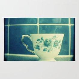 Time for tea Rug