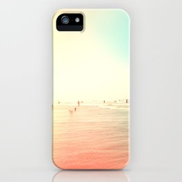 Sunny Side III iPhone Case