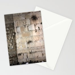 Jerusalem - The Western Wall - Kotel #3 Stationery Cards