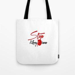 Stop Kidney Disease Tote Bag