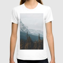 Close to home -Banff T-shirt