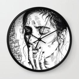 BANKS BB Wall Clock