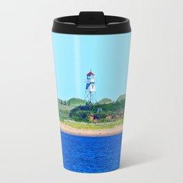 Range Light on Stilts Travel Mug