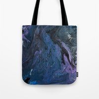 celestial Tote Bags featuring Celestial by BevyArt