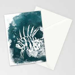 Feuerfisch Stationery Cards