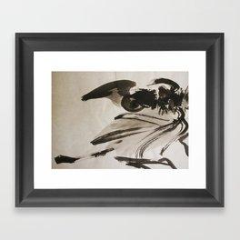 Ming's Dragon #society6 #decor #buyart Framed Art Print