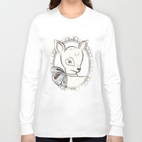 bambi Long Sleeve T-shirts featuring BAMBI by TOO MANY GRAPHIX