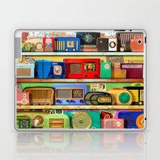 The Golden Age of Radio Laptop & iPad Skin