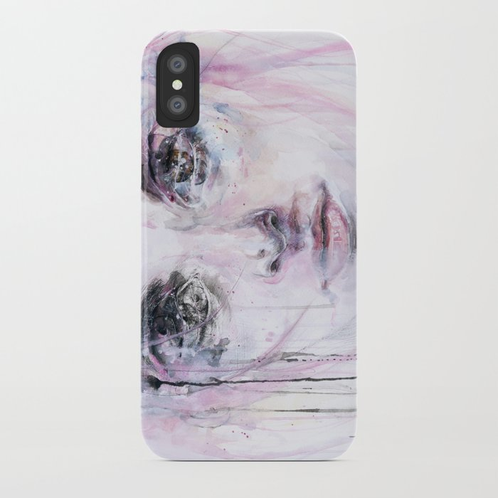 resize me iPhone Case