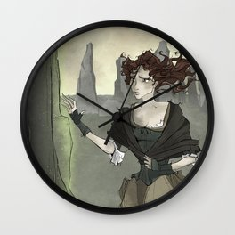 outlander Wall Clock