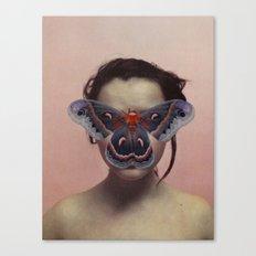 SUSPIRIA VISION Canvas Print