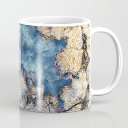 Crystal Marble Coffee Mug