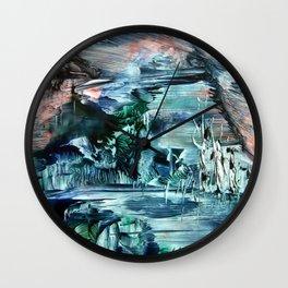 ICE LandsCape Wall Clock