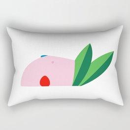 Spring hips 1# Rectangular Pillow