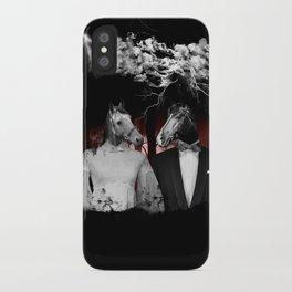 TIKBALANG iPhone Case