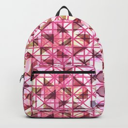 Geometric Shapes: Triangles 05 Backpack
