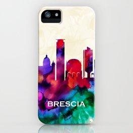 Brescia Skyline iPhone Case